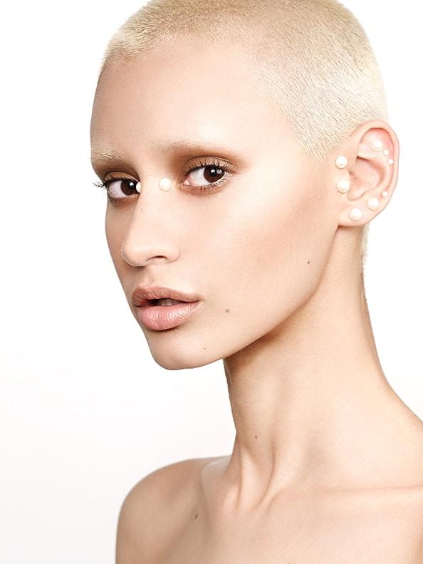 Braina Laviena, Robin Black, Beauty Is Boring, Pearls, Glowing Skin, Elle