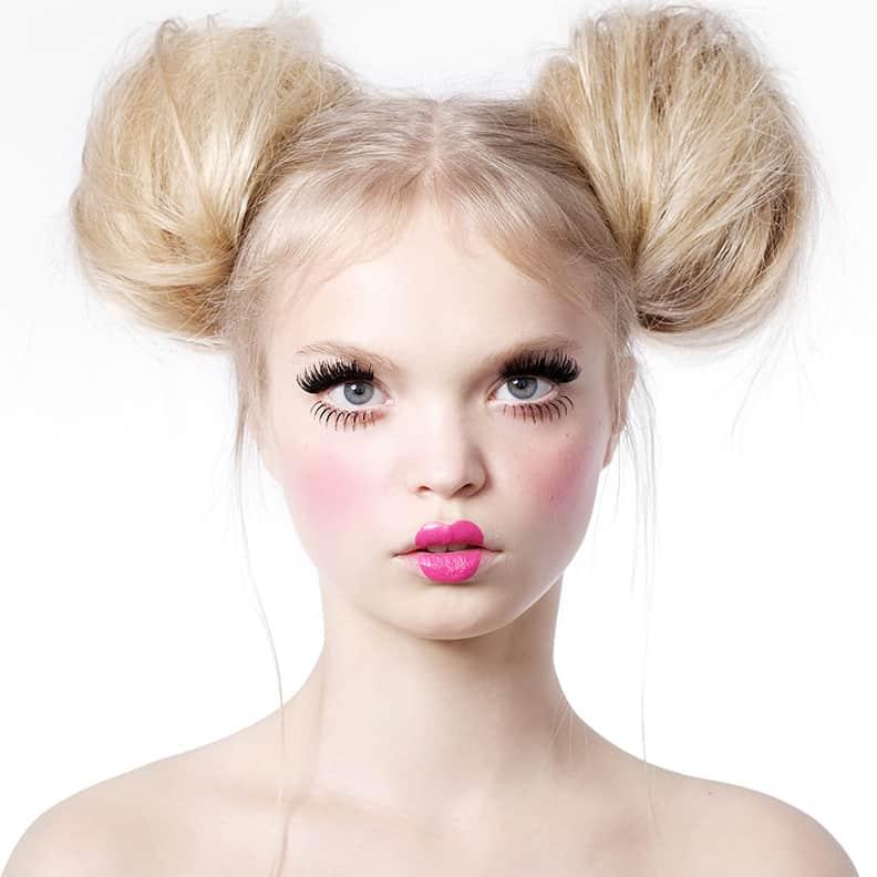 Teen Vogue, Halloween, Robin Black, Beauty Is Boring